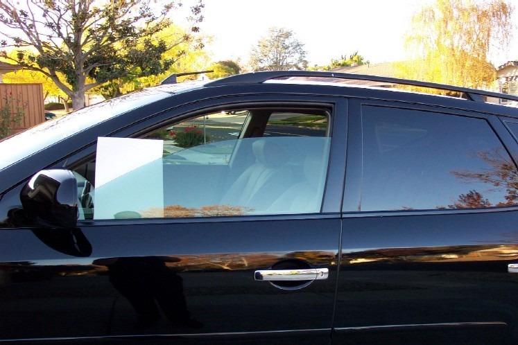 Autóablak sötétítés Csillagtelep