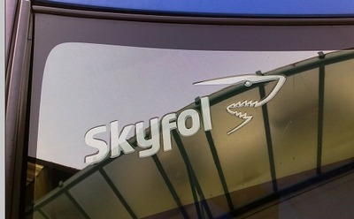 Skyfol fólia Szemeretelep
